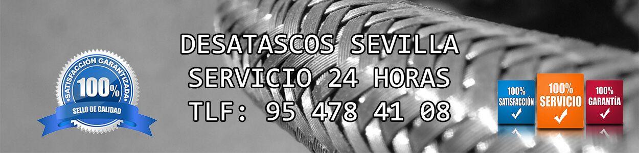 Desatascos Sevilla